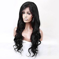 cheap Wigs & Hair Pieces-Human Hair 360 Frontal Wig Brazilian Hair 360 Frontal Loose Wave Natural Wave Wig 150% Density with Baby Hair Natural Hairline For Black Women Women's Short Medium Length Long Human Hair Lace Wig