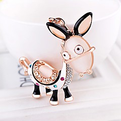 Alloy Keychain Favors-Piece/Set Animals