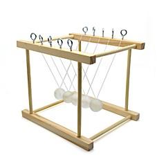 뉴턴 크래들 밸런스 볼 과학&디스커버리 완구 교육용 장난감 장난감 잡다한 것 직사각형 학교/졸업 친구 생일 학교 수공 키즈 클래식 뉴 디자인 어른' 1 조각