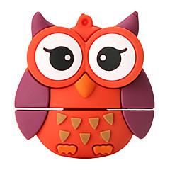 sarjakuva pöllö nopea 64 gb usb 2.0 flash-asema u levy muistikortti