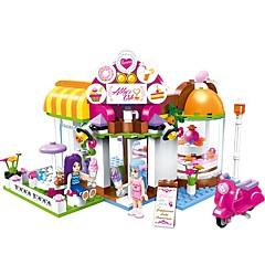 צעצועיערכת עשה זאת בעצמך אבני בניין צעצועים בית בתים עשה זאת בעצמך קלסי עיצוב חדש מבוגרים חתיכות