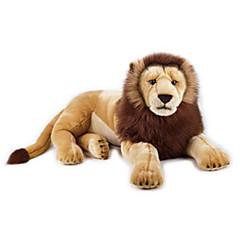 צעצועים ממולאים צעצועים אריה בעלי חיים חיות מבוגרים חתיכות