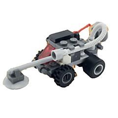 אבני בניין צעצועים מרכבה 1 חתיכות