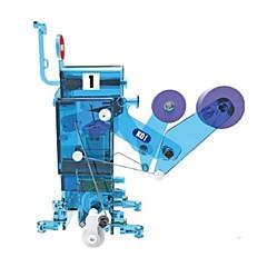 preiswerte -Roboter Spielzeuge Roboter Einfache Bildung Elektrisch Heimwerken Weicher Kunststoff Kinder Geschenk 1pcs
