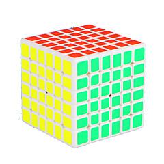 tanie Kostki Rubika-Kostka Rubika QI YI 6*6*6 Gładka Prędkość Cube Magiczne kostki Puzzle Cube Naklejka gładka Kwadrat Prezent