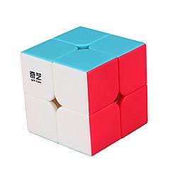 tanie Kostki Rubika-Kostka Rubika QI YI QIDI S 162 2*2*2 Gładka Prędkość Cube Magiczne kostki Puzzle Cube Naklejka gładka Kwadrat Prezent Dla obu płci