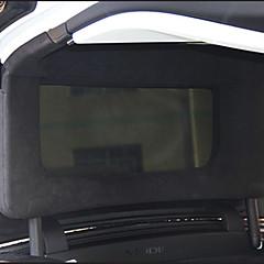 автомобильный Козырьки и др. защита от солнца Автомобильные солнцезащитные шторы Назначение Tesla Все года Модель X Ткань