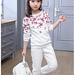 tanie Odzież dla dziewczynek-Dzieci Dla dziewczynek Inne Bawełna Komplet odzieży