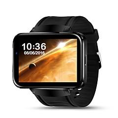 tanie Inteligentne zegarki-Inteligentny zegarek YY-DM98 na Android 3G Bluetooth Sport Wodoodporny Ekran dotykowy Spalonych kalorii Rejestr ćwiczeń Czasomierze Krokomierz Rejestrator aktywności fizycznej Rejestrator snu / 4GB