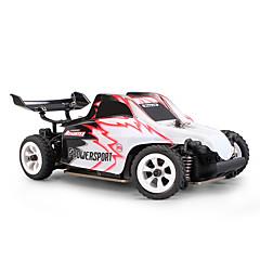 billige Fjernstyrte biler-Radiostyrt Bil WLtoys K979 Buggy (Off- Road) / Off Road Car / Driftbil 1:28 30 km/h KM / H Fjernkontroll / Oppladbar / Elektrisk