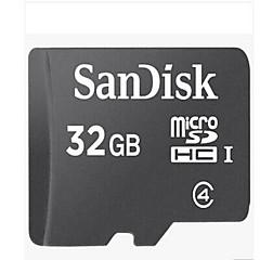 baratos Cartões de Memória-SanDisk 32GB Cartão de memória cartão de memória Class4 4   32