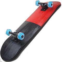 22 Inch Standard Skateboards Casual/Daily Sports Plastics 4-Red Solid
