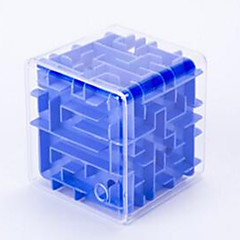 Labyrinth & Puzzles Labyrinth 3D Labyrinthpuzzle-Würfel Spielzeuge Rechteckig Quadratisch 3D Matt Unisex Stücke