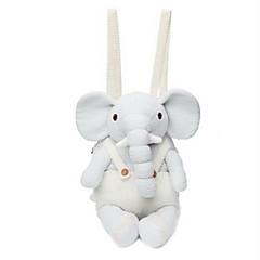 baratos -Moda Elefante Animais Animal Bonecas Animais de Pelúcia Fofinho Crianças Animais Macio Decorativa Squishy Animais Animal Mochila Animal