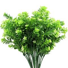 billige Kunstige blomster-Kunstige blomster 2 Gren Pastorale Stilen Hortensiaer Bordblomst