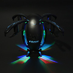 RC Drone FQ777 FQ28 4 Kanaals 6 AS 2.4G WIFI Met 720P HD-camera RC quadcopter WIFI FPV LED-verlichting Terugkeer Via 1 Toets