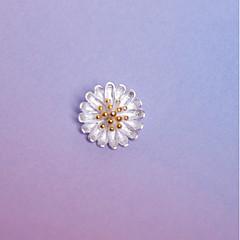 Mulheres Deslizantes Pingentes Formato de Flor Floral Elegant Jóias Para Escritório/Carreira Casual
