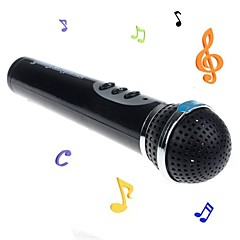 cheap Toy Instruments-Microphone Toy Musical Instrument Novelty Kid's 1pcs