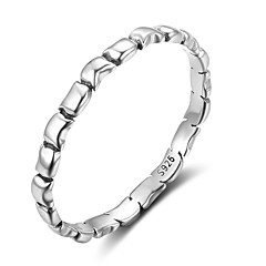 Недорогие -Жен. Классические кольца корейский Геометрической формы Бижутерия Назначение Свидание