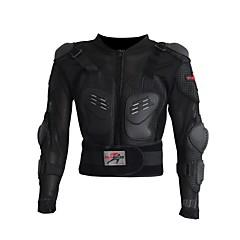 tanie Kurtki motocyklowe-kurtka motocyklowa męska odporna na rozbicie, oddychająca ochraniacz ochraniacza na sport motorowy