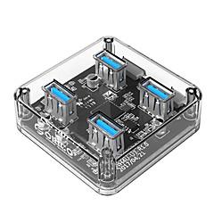 billige USB Hubs & Kontakter-ORICO 4 USB Hub Micro USB type A USB 3.0 Højhastighed Data Hub