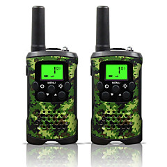 billige Walkie-talkies-48 462 Walkie-talkie Håndholdt Programmeringskabel Strømsparefunksjon VOX Kryptering CTCSS/CDCSS Auto Sende Nøylelås bakgrunnsbelysning