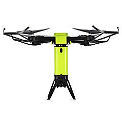 billige Fjernstyrte quadcoptere og multirotorer-RC Drone JJRC L6059W 4 Kanal 2.4G Med HD-kamera 720P Fjernstyrt quadkopter Fremover bakover Flyvning Med 360 Graders Flipp Med kamera