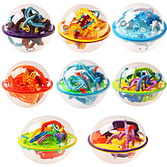 tanie Gry i puzzle-Piłka z labiryntem Labirynt Zabawki Kula Stres i niepokój Relief Zabawki dekompresyjne ABS Dla dziewczynek Dla chłopców Dla dzieci Prezent