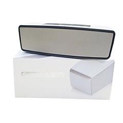 Bluetooth 2.0 USB 3.5mm Draadloze bluetooth speakers Goud Zwart Zilver Donkerblauw Fuchsia