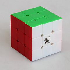 billiga Leksaker och spel-Rubiks kub DaYan * Mini 3*3*3 Mjuk hastighetskub Magiska kuber Stresslindrande leksaker Utbildningsleksak Pusselkub Klassisk Platser Fyrkantsformad Barn Vuxna Leksaker Pojkar Flickor Present
