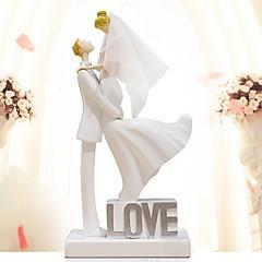 billige Bryllupsdekorasjoner-Bryllup / Spesiell Leilighet Harpiks Bryllupsdekorasjoner Strand Tema / Hage Tema / Sommerfugl Tema / Klassisk Tema / rustikk Theme /