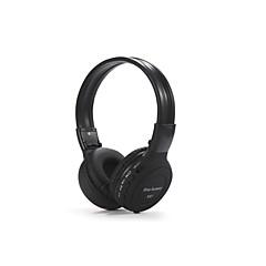 billiga Headsets och hörlurar-N85 Headband Trådlös Hörlurar Elektrostatisk Plast Mobiltelefon Hörlur mikrofon headset