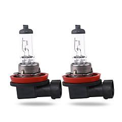 cheap Car Headlights-2pcs PGJ19-2 Car Light Bulbs 55W W 1350±15% lm Headlamp