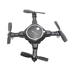 billige Fjernstyrte quadcoptere og multirotorer-RC Drone JJRC HY118W 4 Kanaler 6 Akse 2.4G Med 720 P HD-kamera Fjernstyrt quadkopter Optisk flytposisjonering WIFI FPV FPV En Tast For
