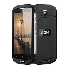 billiga Mobiltelefoner-AGM A8 5.0 tum 4G smarttelefon (3GB + 32GB 13mp Qualcomm Snapdragon 410 4050 mAh)