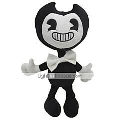 baratos -Fantasma Bendy e The Ink Machine Brinquedo de Pelúcia Stuffed Toys Animais de Pelúcia Fofinho Para Crianças Tema Clássico Animais