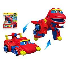 preiswerte -Roboter Spielzeug-Boote Rennauto Spielzeuge Dinosaurier Tier Tiere Fahrzeuge Tiere Transformierbar Eltern-Kind-Interaktion Klassisch Tier