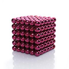 Jouets Aimantés Aimants Magnétiques Super Forts Blocs Magnétiques Boules Magnétiques Anti-Stress 216 Pièces Jouets Magnétique Brillant