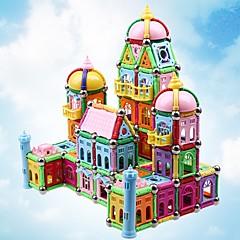 tanie Klocki magnetyczne-Magnetyczne pałeczki Klocki 528pcs Fun & Whimsical Architektura Zabawki Prezent