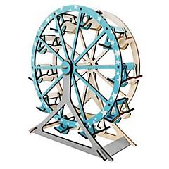 billige -Puslespill i tre Mote Klassisk Mote Nytt Design profesjonelt nivå Stress og angst relief Dekompresjon Leker Håndlavet Tre 1pcs Høy