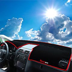 ieftine Covorașe Interior Auto-Automotive Tabloul de bord Mat Covorașe Interior Auto Pentru Volkswagen Toți Anii Touran