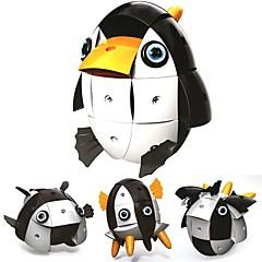 tanie Klocki magnetyczne-Płytki magnetyczne / Klocki 74 pcs Klasyczny styl / Pingwin Transformacja / Słodkie Dla chłopców Prezent