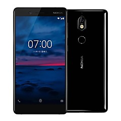 "cheap Cell Phones-Nokia 7 5.2 "" 4G Smartphone (4GB + 64GB 16MP Other 3000mAh)"