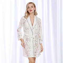 billige Moteundertøy-Dame Ultrasexy Pyjamas-Ensfarget,Blonde