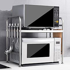 Χαμηλού Κόστους Οργάνωση κουζίνας-Ανοξείδωτο Ατσάλι Δημιουργική Κουζίνα Gadget Έπιπλα μαγειρικής 1pc Οργάνωση κουζίνας