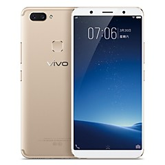 billiga Mobiltelefoner-vivo VIVO X20 6.0 tum Mobiltelefon ( 4GB + 64GB 12 MP + 5 MP Qualcomm Snapdragon 660 3215 mAh )