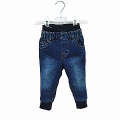 billige Drengebukser-Spædbarn Drenge Ensfarvet Bomuld Bukser / Sødt
