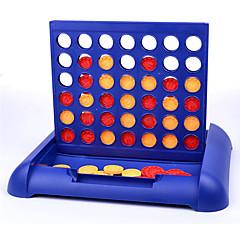 tanie Gra w szachy-Szachy Zabawki Nowość Rodzina Interakcja rodziców i dzieci Miękkiego tworzywa Dla dziewczynek Dla chłopców Dla dzieci Prezent 42pcs