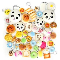 tanie Odstresowywacze-LT.Squishies Zabawki do ściskania Jedzenie i picie / Tort / Panda Zabawki biurkowe / Stres i niepokój Relief / Zabawki dekompresyjne Dla