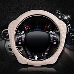 billige Rattovertrekk til bilen-bil ratt deksler (lær) for Toyota 2017 land cruiser Prado Corolla